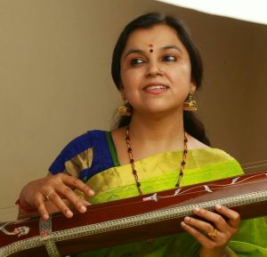 "Thematic Concert on "" Thillanas"" by PRIYA R PAI & Party @ Kochi 
