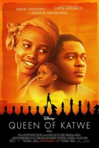FILM SHOW -QUEEN OF KATWE / 2016/English / 124 mnts / Direction : Mira Nair